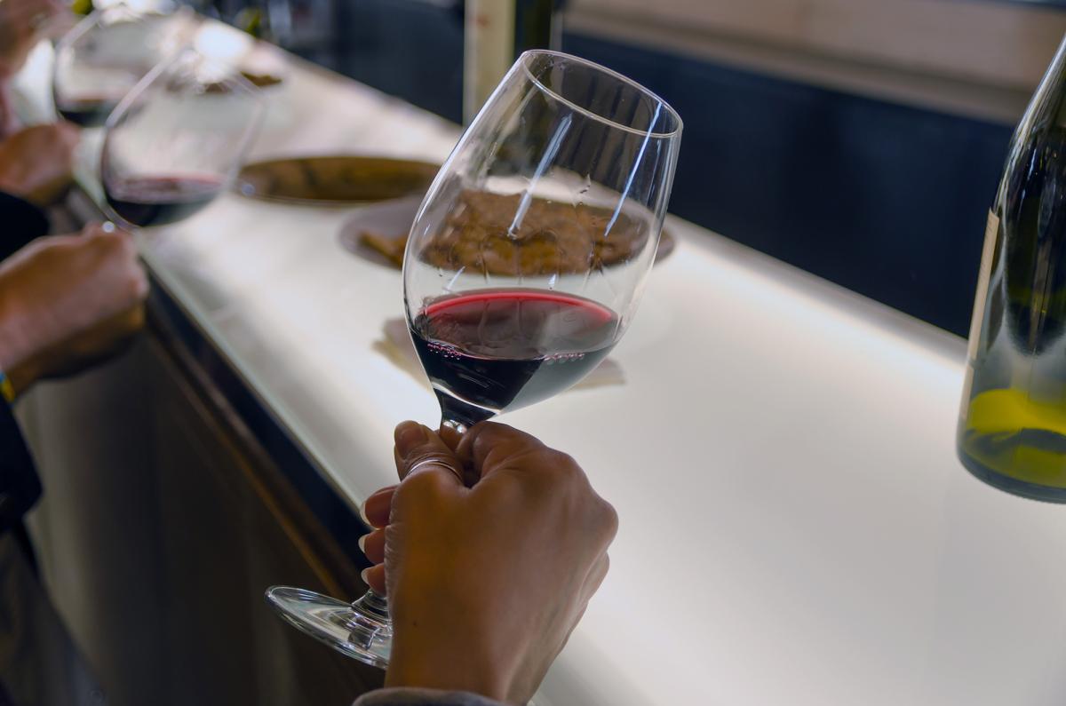 Josh Jambon: How To Taste Wine