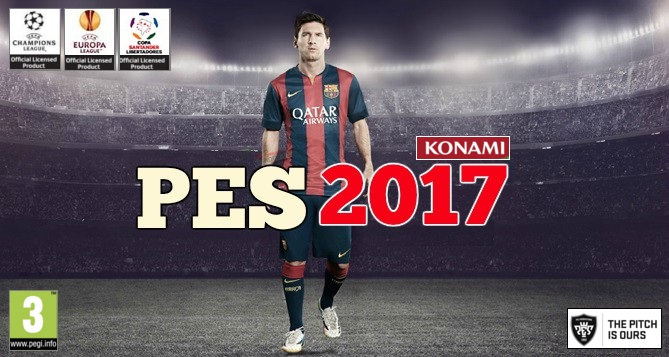 PES 2017 | homerproject.org