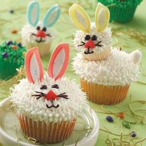 Easter's Celebration Cupcakes