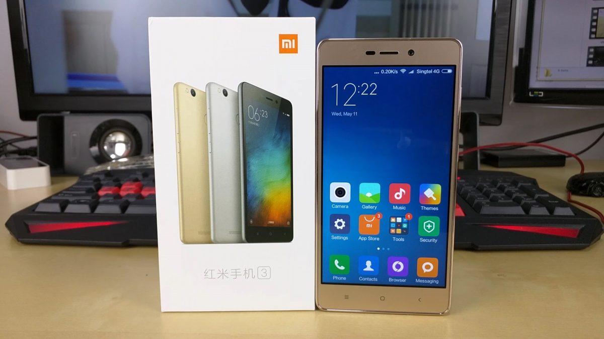 XiaomiRedmi 3 Pro: Crown Of The Budget Segment