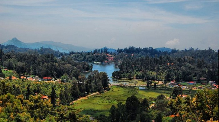 Honeymoon in Kodaikanal