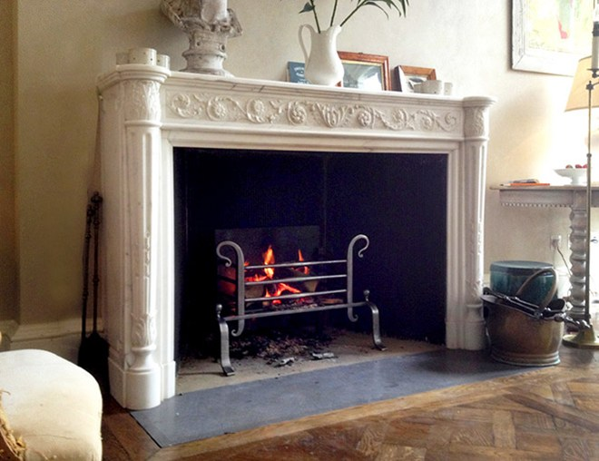 Antique Fireplaces – Classic Yet Modern