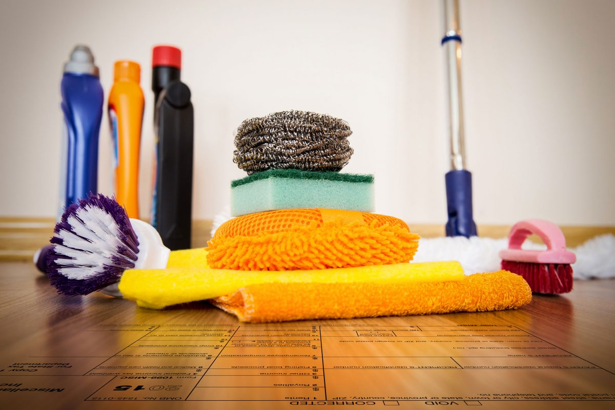 6 Secrets To Cleaning Your Home The Right Way