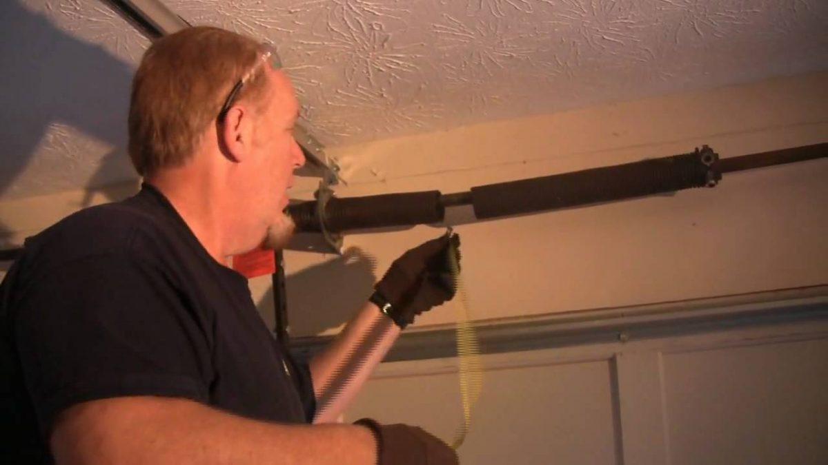 Things You Should Do When Fixing Garage Door
