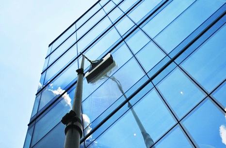 Commercial Window Cleaning In Fort Lauderdale