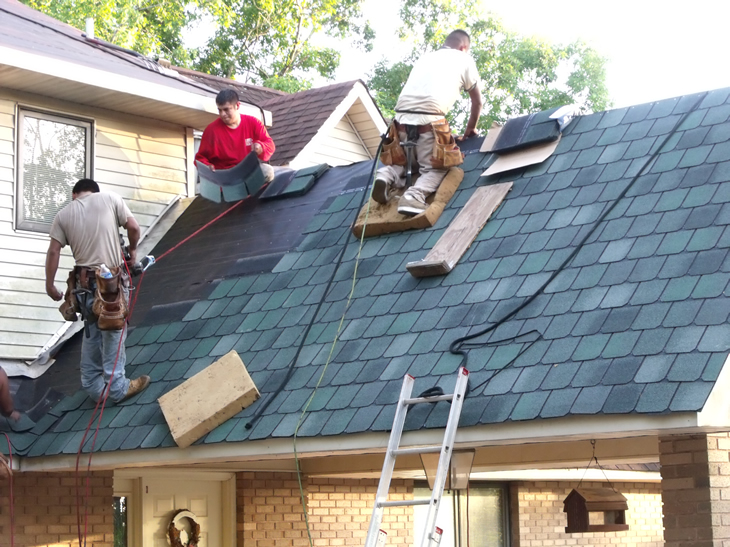 How To Seek The Assistance Of The Most Efficient Dearborn Michigan Roofing Contractors