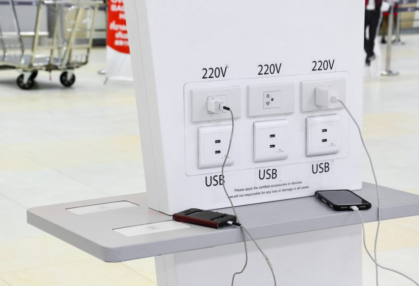 How To Choose The Right USB Charging Stations