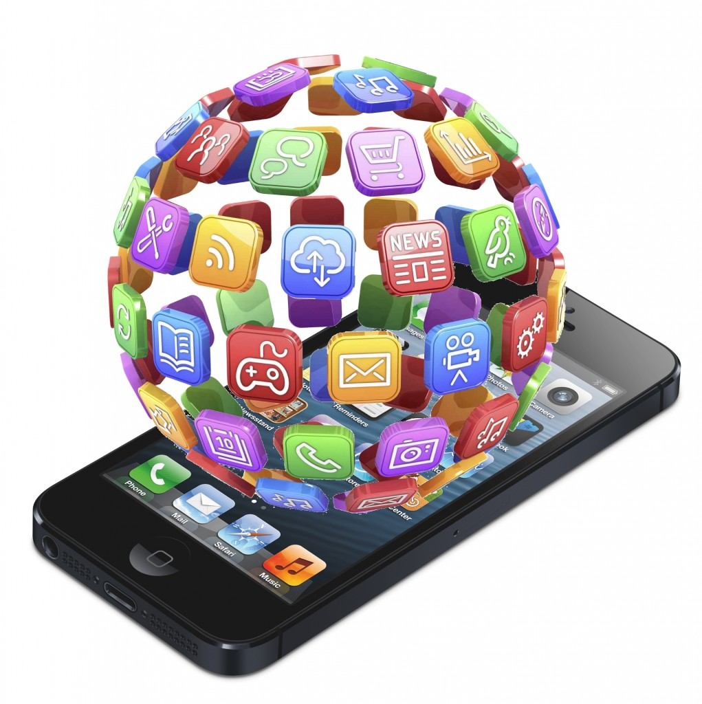Top 5 Reasons For Mobile Apps Changing The World