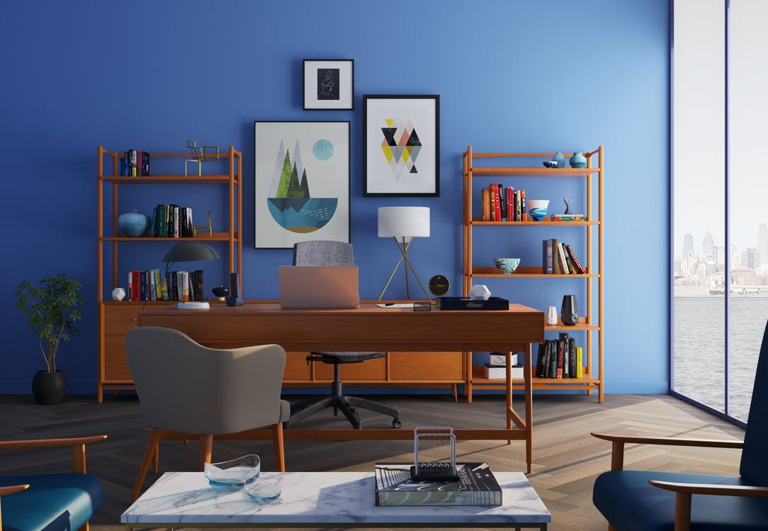 Decor Tips To Transform Your Home Office This Summer