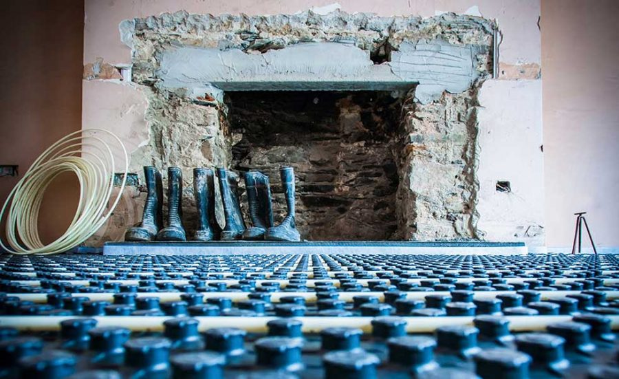 Which Screed Works Best For Underfloor Heating?