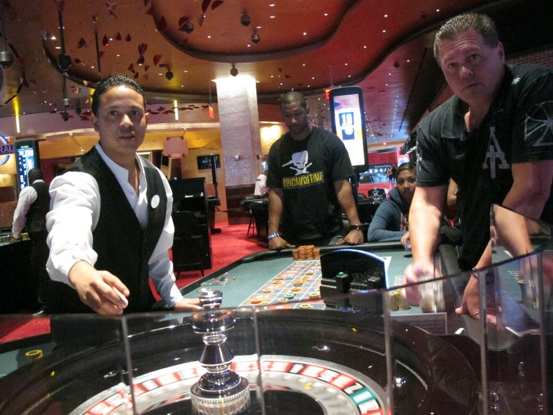 Issues To Know When Applying For A Casino Job