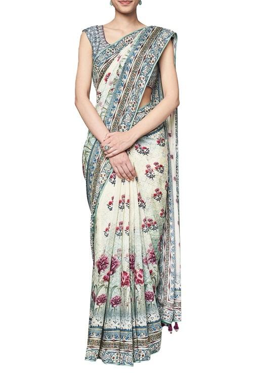 Lightweight sarees
