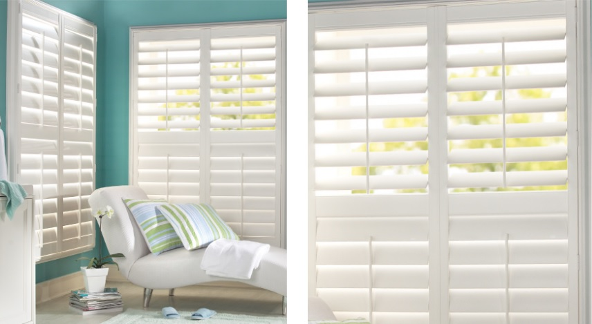 Buy Custom Faux Wood Shutters Which Present a Clean Look from the Exterior