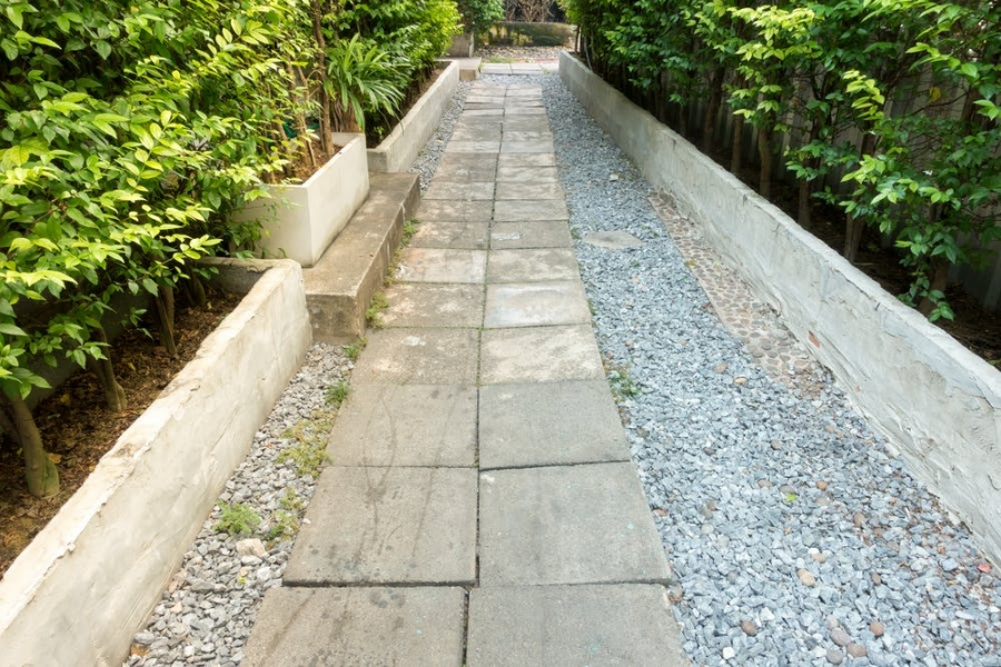 4 Beautiful Hardscaping Ideas For A Dry Summer