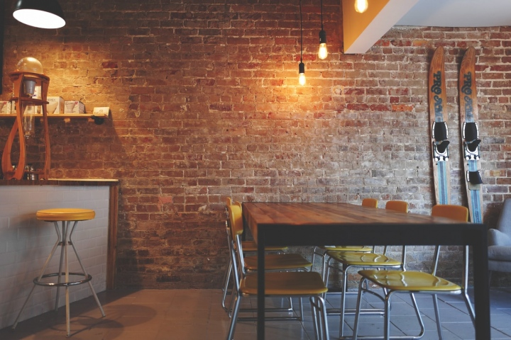 How To Give Your Coffee Shop An Industrial Look