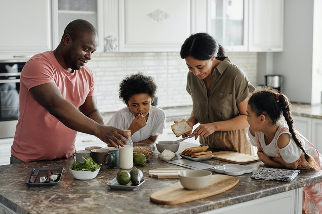 Why You Should Renovate Your Kitchen As Your Family Grows