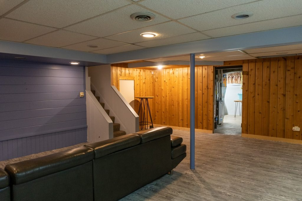 Finishing Your Basement? How to Make Sure The Space Is Safe and Livable
